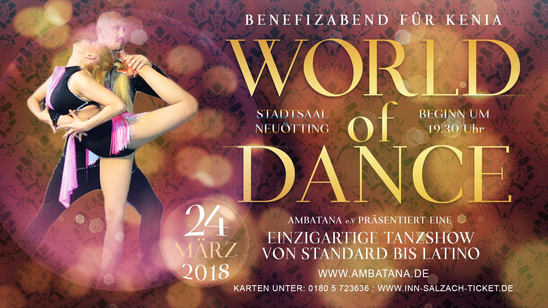 Tanzshow: World of Dance